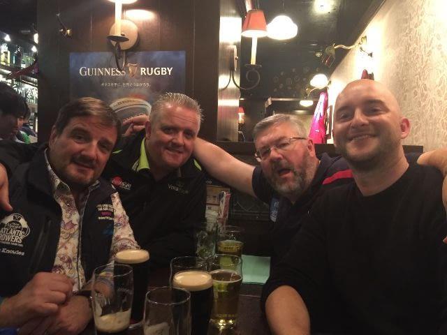 Venatour at Rugby World Cup 2019™ Tour