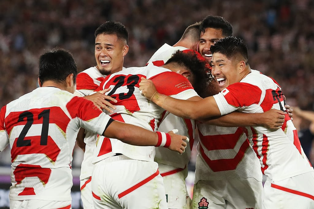 England 2020 Rugby Tour of Japan
