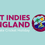 West Indies v England Cricket Holiday Tour Banner