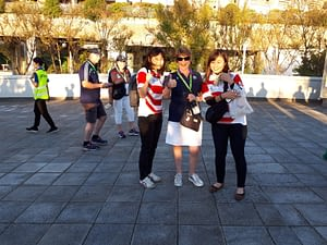 Venatour at Rugby World Cup 2019™, Sports Trips, Holidays