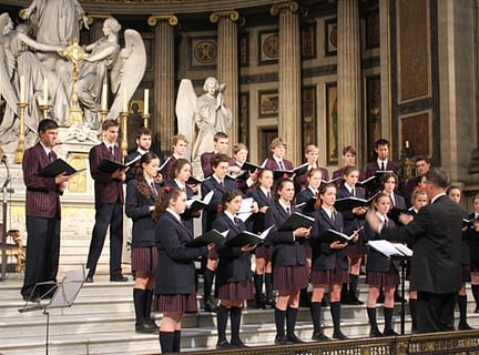 Music Tours for Schools