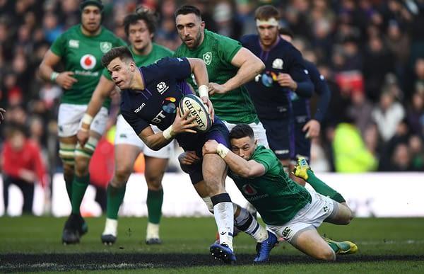 Scotland v Ireland - Guinness Six Nations