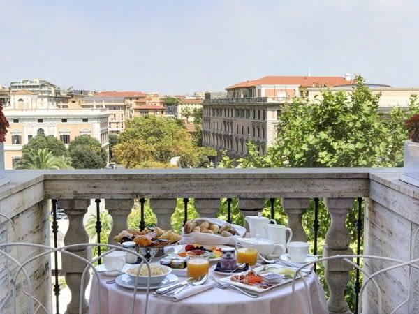 Grand Palace Hotel 5* Rome