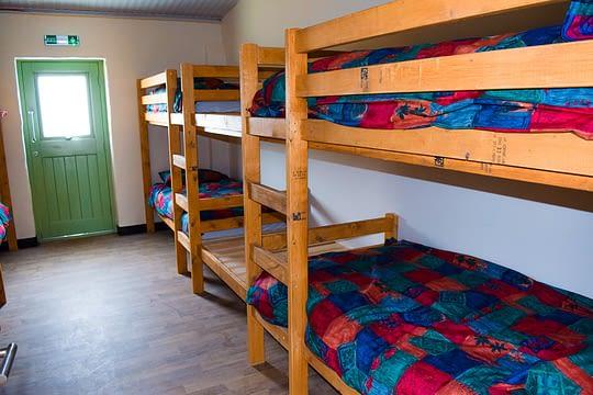 Accommodation School Activity Breaks St Davids Wales KS2 Key Stage 2 3 School Trip Field