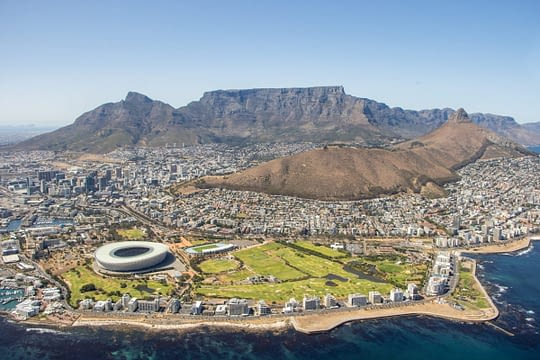 Cape Town Stadium South Africa Rugby Sevens World Cup 2022
