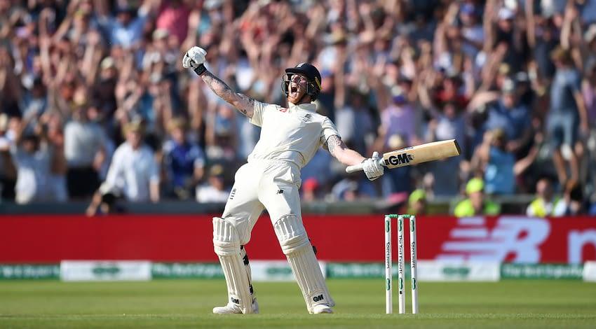 The Ashes 2021/22: England in Australia Ben Stokes