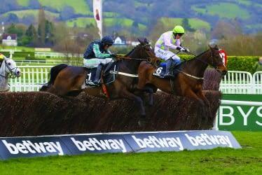 Altior wins at Cheltenham