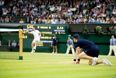 Wimbledon Ball Boy Centre Court