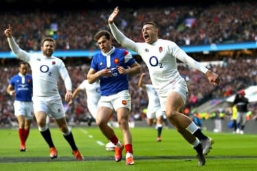 England v France - Guinness Six Nations